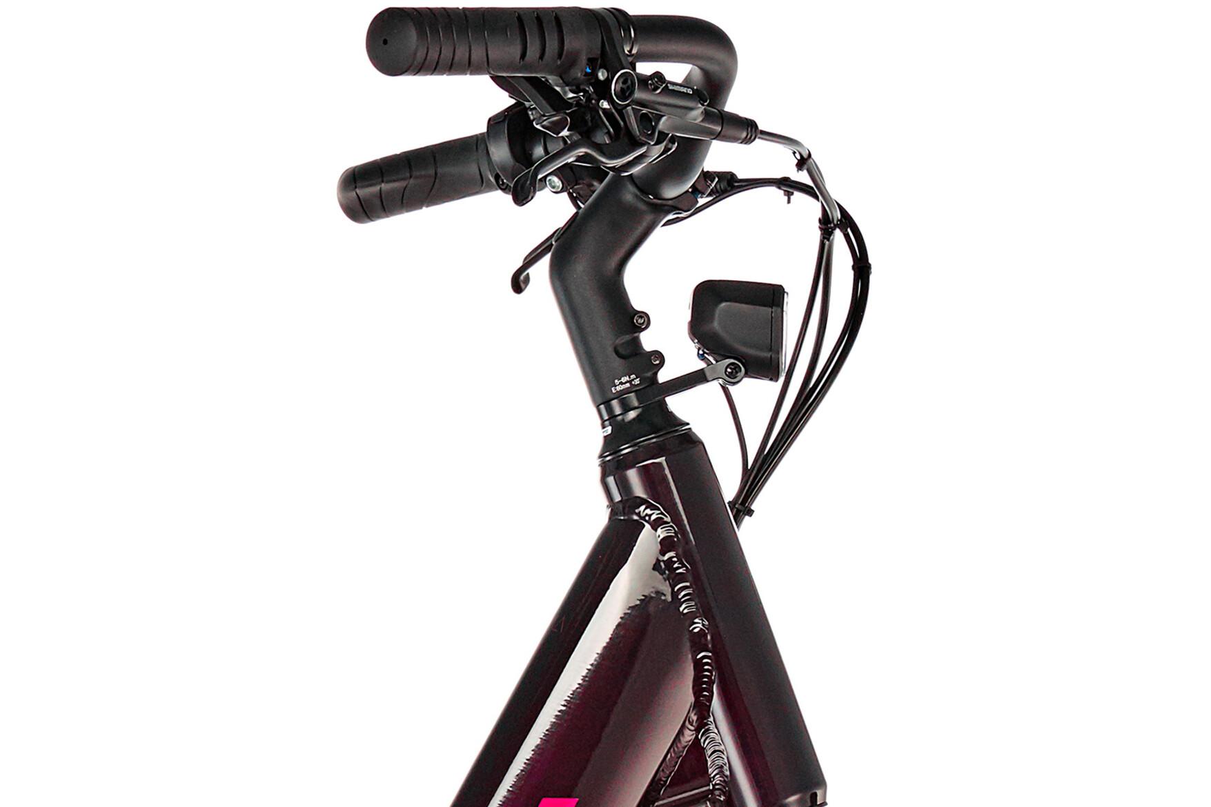 762b7dbcde1 ORBEA Optima E40 E-City Bike purple at Bikester.co.uk